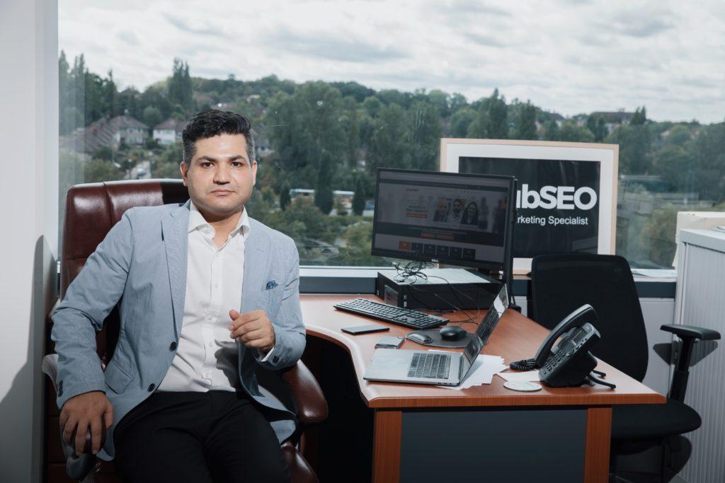Matt Ryan DubSEO CEO